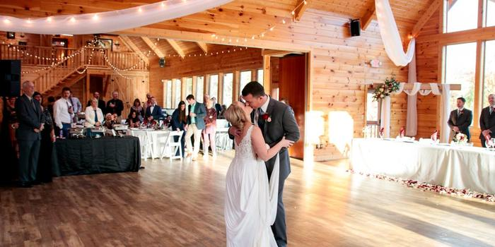 Above the Mist Weddings & Events Event Center Venue wedding Gatlinburg