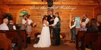 Above the Mist Wedding Chapel weddings in Gatlinburg TN