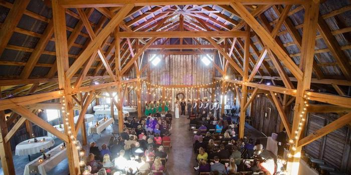 Schwinn Farm Event Barn wedding venue picture 4 of 8 - Photo by: Ashah Photography