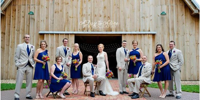 Schwinn Farm Event Barn wedding venue picture 5 of 8 - Photo by: A Day to Adore Photography