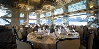 Nautical Holidays: Aqua Azul weddings in Weehawken NJ