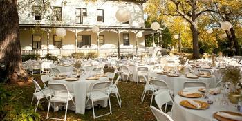 Bingham-Waggoner Estate weddings in Independence MO