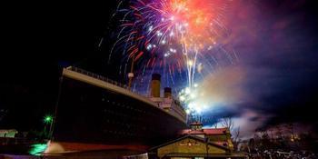 Titanic Museum weddings in Pigeon Forge TN