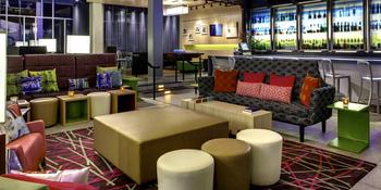 Aloft BWI Baltimore Washington International Airport weddings in Linthicum Heights MD