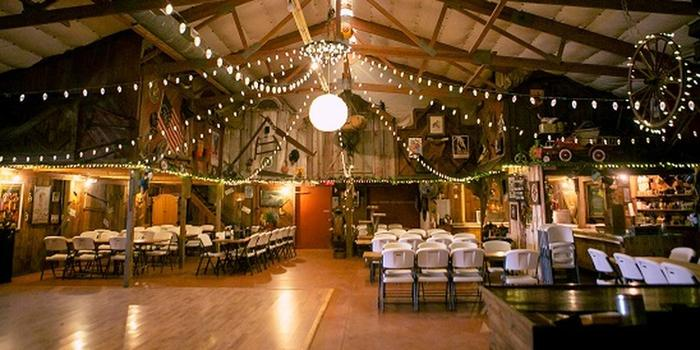 Bellevue Berry Farm Frontier Room wedding venue picture 1 of 8 - Provided by: Bellevue Berry Farm Frontier Room
