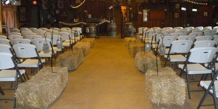 Bellevue Berry Farm Frontier Room wedding venue picture 2 of 8 - Provided by: Bellevue Berry Farm Frontier Room