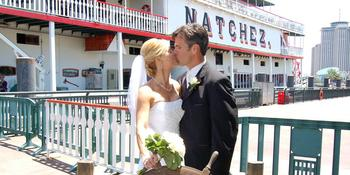 Steamboat Natchez weddings in New Orleans LA