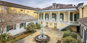 Beauregard-Keyes House weddings in New Orleans LA
