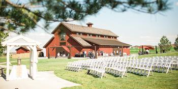 The Big Red Barn at Highland Meadows weddings in Windsor CO