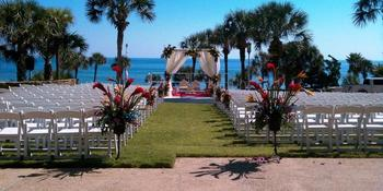 The San Luis Resort, Spa and Conference Center weddings in Galveston TX