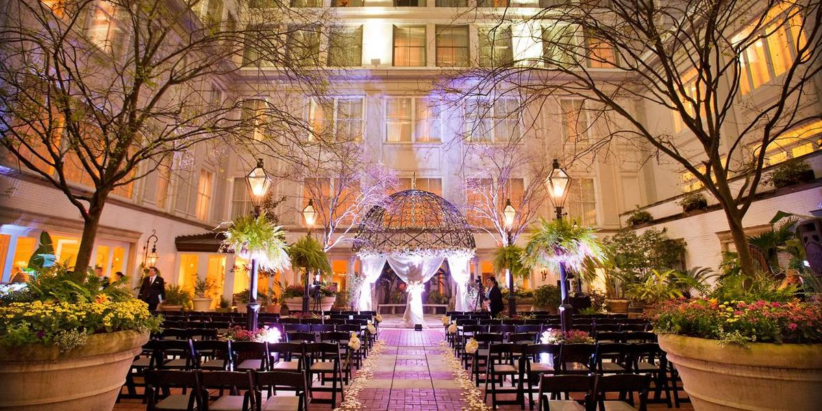 The Ritz Carlton New Orleans Weddings