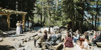 Mammoth Mountain - Forest Chapel at Tamarack Lodge weddings in Mammoth Lakes CA