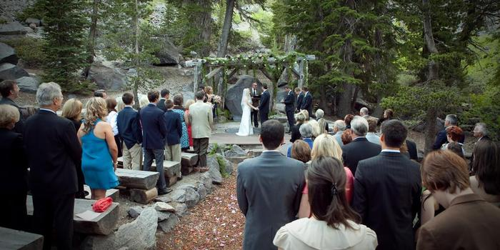 mammoth mountain forest chapel at tamarack lodge wedding venue picture 5 of 16 photo