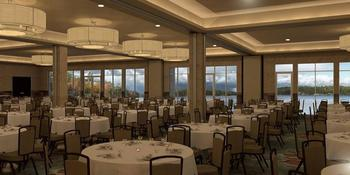 The WaterFront Event Center weddings in Arnold Park IA