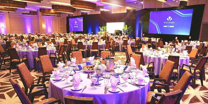 Sheraton Nashville Downtown Hotel Wedding Venue Picture 1 Of 8 Provided By