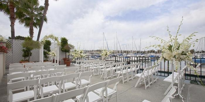 Hilton San Diego Airport/Harbor Island wedding venue picture 2 of 16 - Provided by: Hilton Harbor Island