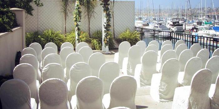 Hilton San Diego Airport/Harbor Island wedding venue picture 13 of 16 - Provided by: Hilton Harbor Island