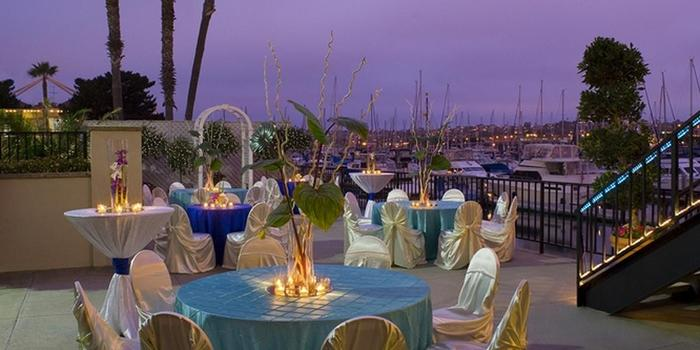 Hilton San Diego Airport/Harbor Island wedding venue picture 6 of 16 - Provided by: Hilton Harbor Island
