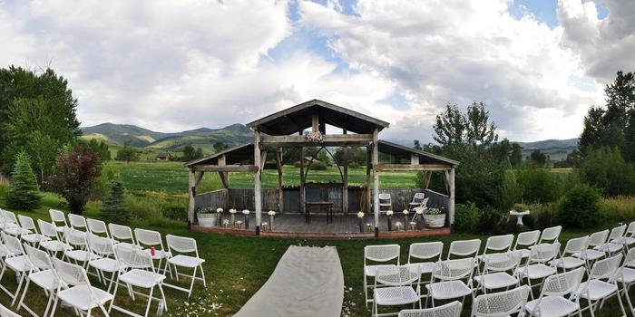 Hart Ranch Weddings and Events wedding Montana