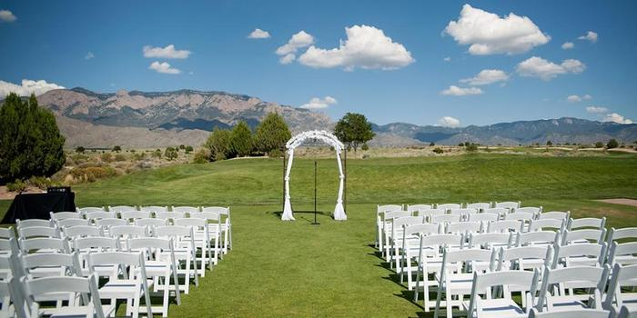 Event Center at Sandia Golf Club wedding venue picture 4 of 8 - Provided by: Sandia Golf Club