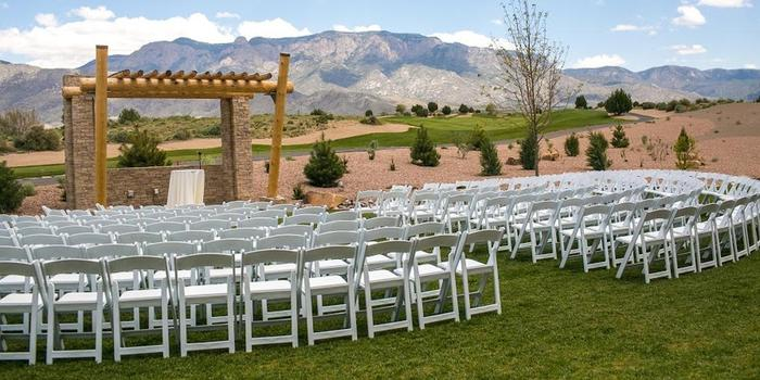 Event Center at Sandia Golf Club wedding venue picture 2 of 8 - Provided by: Sandia Golf Club