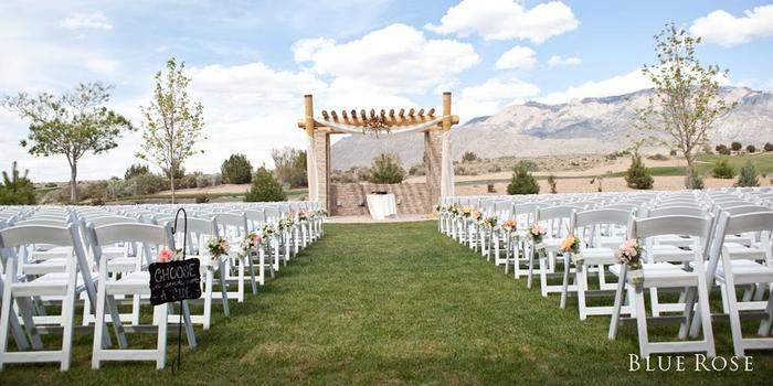 Event Center at Sandia Golf Club wedding venue picture 1 of 8 - Photo by: Blue Rose Photography