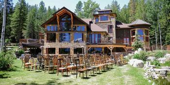 Talus Rock Retreat weddings in Sandpoint ID