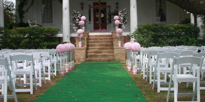 Caspiana Plantation House wedding venue picture 5 of 10 - Provided by: Caspiana Plantation House