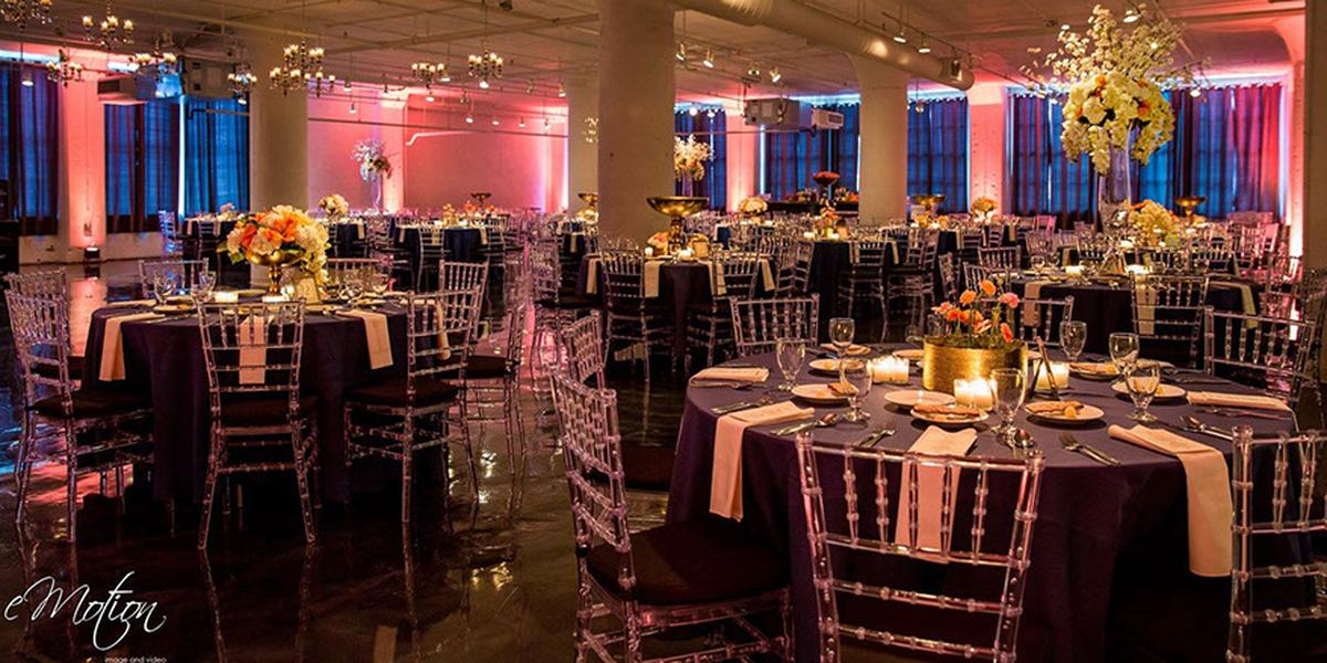 The Foundry At Glworks Weddings In Louisville Ky