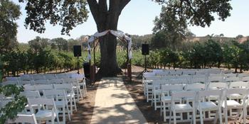 Sculpterra Winery and Garden weddings in Paso Robles CA