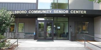 Hillsboro Community Senior Center weddings in Hillsboro OR