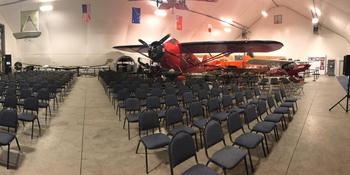 Alaska Aviation Heritage Museum weddings in Anchorage AK