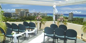 Doubletree by Hilton Alana - Waikiki Beach weddings in Honolulu HI