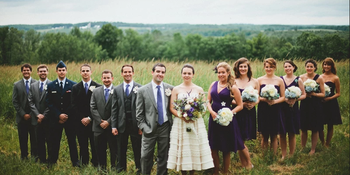 Lodge at Keen Lake weddings in Waymart PA