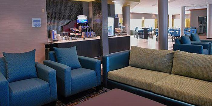 Holiday Inn Express-Boise University Area wedding venue picture 2 of 5 - Provided by: Holiday Inn Express BOISE-UNIVERSITY AREA