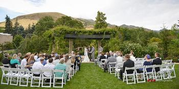 Rose House - Red Butte Garden weddings in Salt Lake City UT