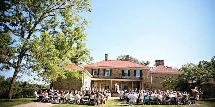 Adena Mansion and Gardens wedding venue picture 1 of 9 - Provided by: Adena Mansion and Gardens