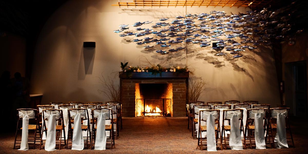 NC Aquarium at Pine Knoll Shores Weddings