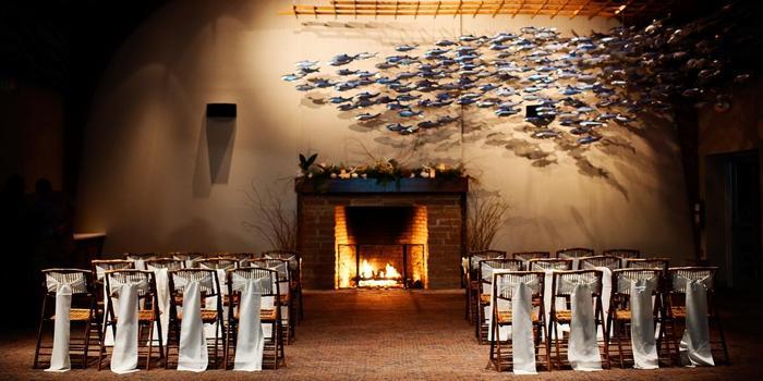 NC Aquarium at Pine Knoll Shores wedding Outer Banks