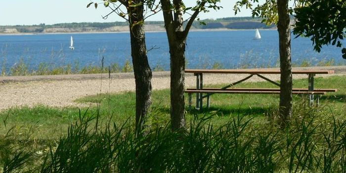 Lake Sakakawea State Park wedding venue picture 8 of 8 - Provided by: Lake Sakakawea State Park