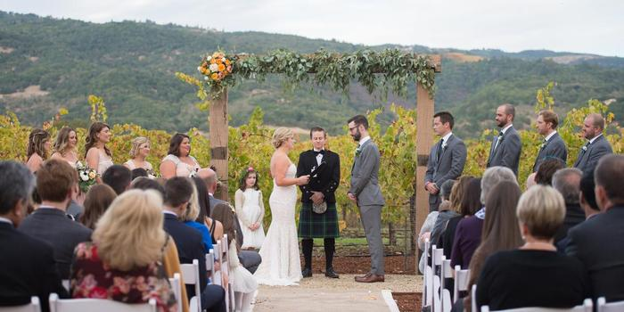 Valley of the Moon at Madrone Estate Winery wedding venue picture 4 of 16 - Photo by: Gina Petersen Photography
