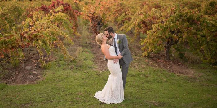 Valley of the Moon at Madrone Estate Winery wedding venue picture 5 of 16 - Photo by: Gina Petersen Photography