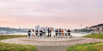 Gas Works Park weddings in Seattle WA
