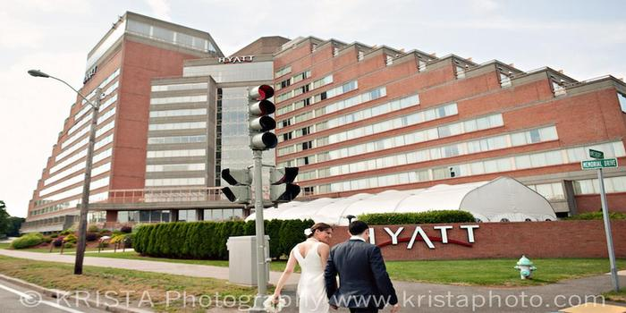 Hyatt Regency Cambridge wedding venue picture 9 of 16 - Photo by: Krista Photography