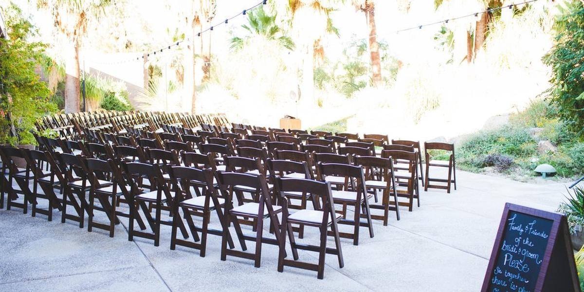 Living Desert Zoo Gardens State Park Weddings