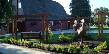 Jennings Park Barn and Plaza weddings in Marysville WA