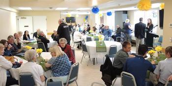 Ken Baxter Community Center weddings in Marysville WA
