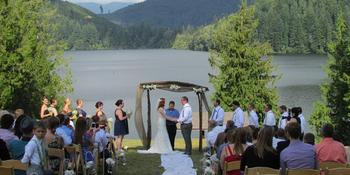 Mineral Lake Lodge weddings in Mineral WA