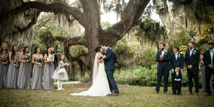 Afton Villa Gardens wedding Baton Rouge