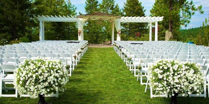 Rocking K Ranch wedding venue picture 3 of 8 - Photo by: Britton Photography